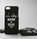 Icelus Clothing Mobile Case Matt Black