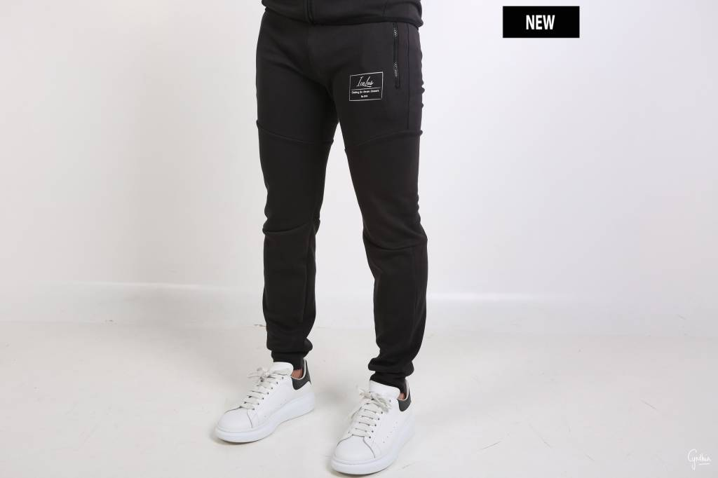 Icelus Clothing Tech Fleece Pants Black