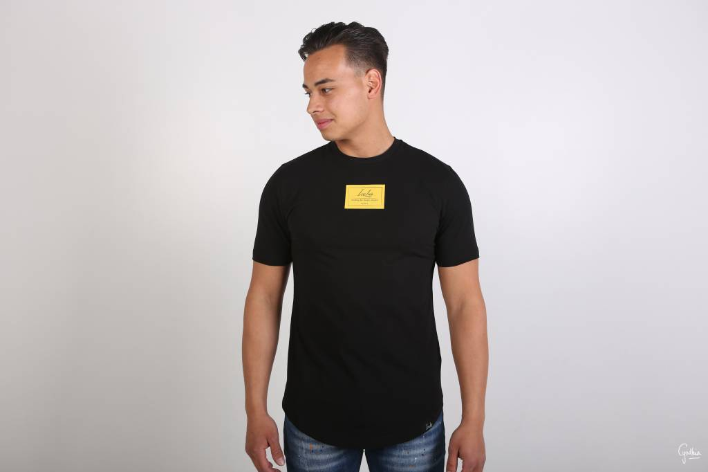 Icelus Clothing Icelus Series Black Yellow