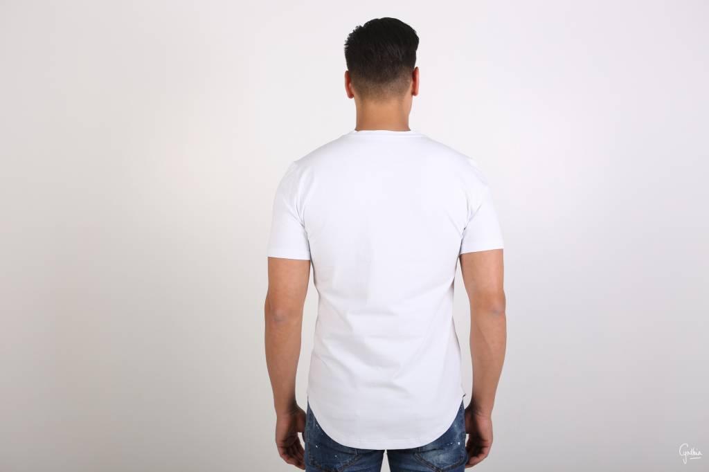 Icelus Clothing Logo Series White