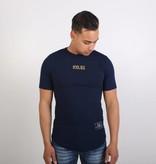 Icelus Clothing El Draque Series Blue