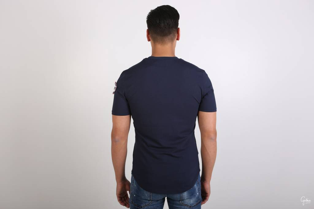 Icelus Clothing Independence Series Blue