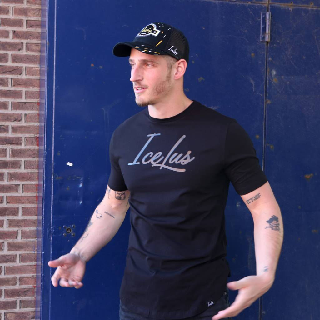 Icelus Clothing Icelus Series Black on Black