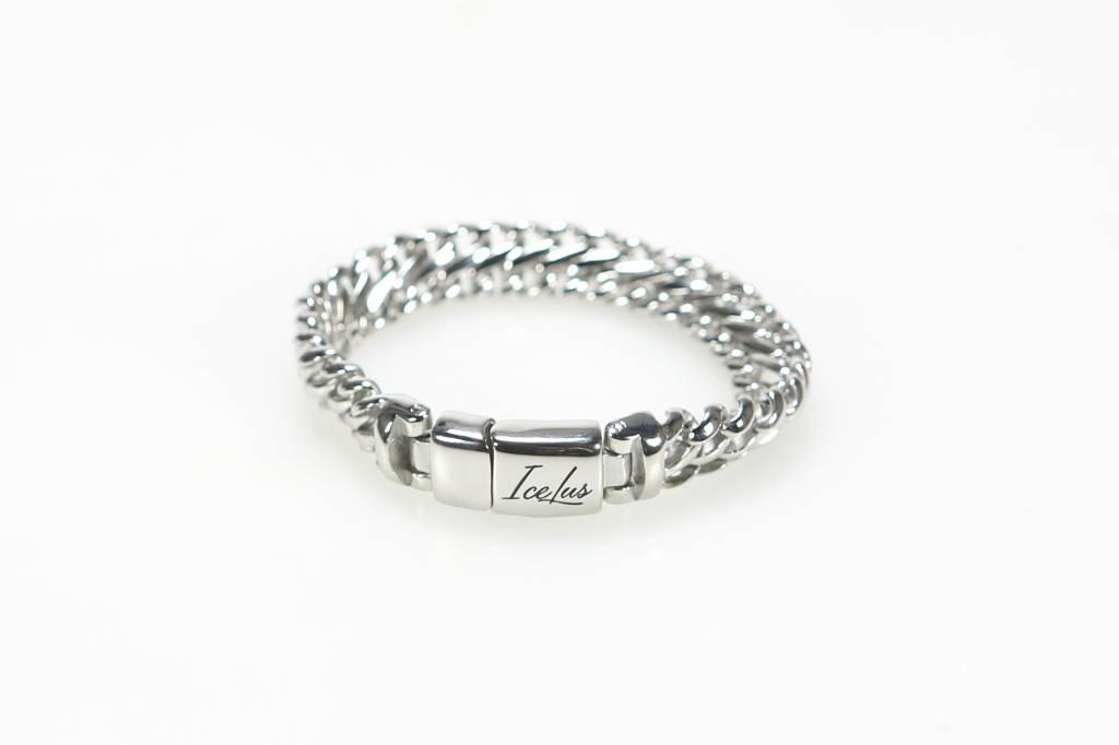 Icelus Clothing Silver Bracelet (2)