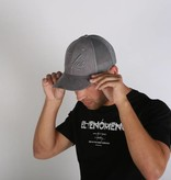 Icelus Clothing Suede Cap Grey