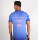 Icelus Clothing Maison Series Washed Blue