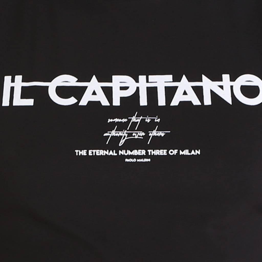 Icelus Clothing Il Capitano Series Black
