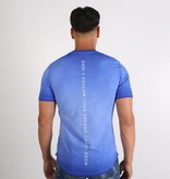 Icelus Clothing Vertical Series Washed Blue