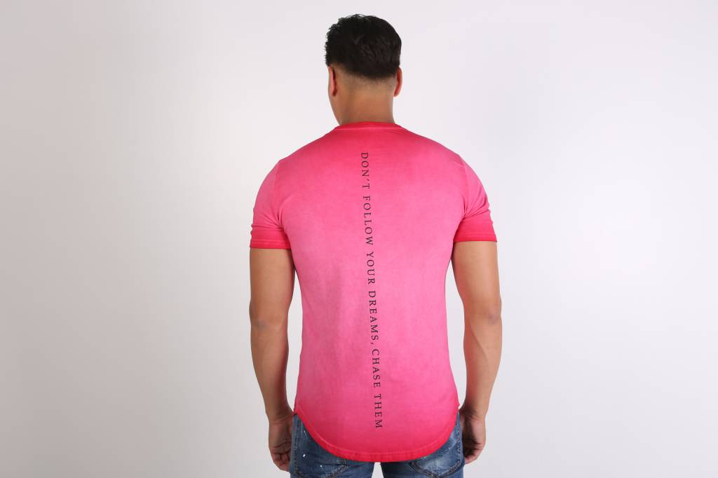 Icelus Clothing Vertical Series Washed Red