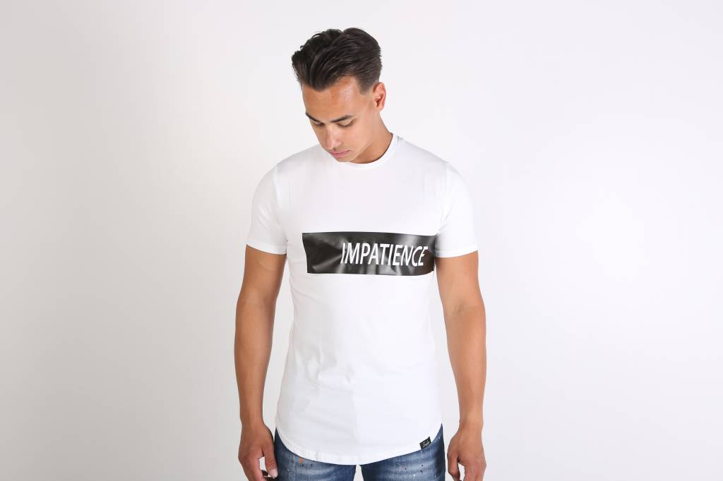 Icelus Clothing Impatience Series White Black