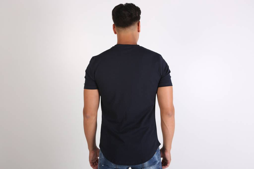 Icelus Clothing Logo Series Blue