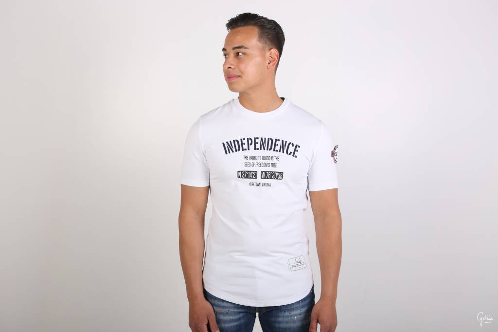 Icelus Clothing Independence Series White