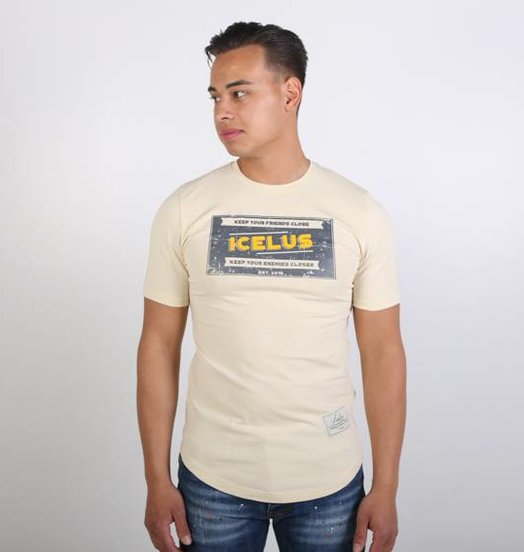 Icelus Clothing Vintage Series Vanilla