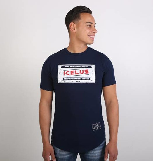 Icelus Clothing Vintage Series Blue