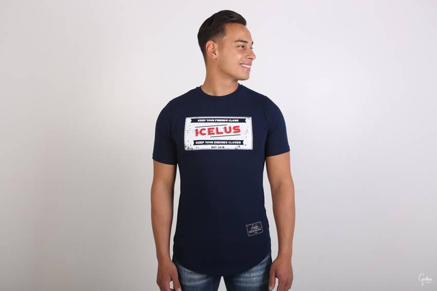 Icelus Clothing Vintage Series Blue