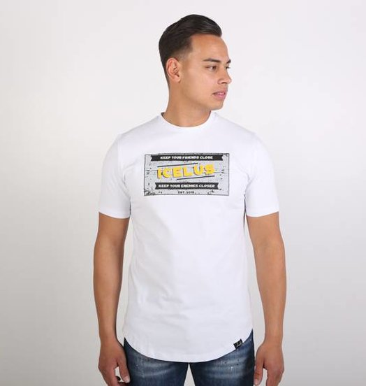Icelus Clothing Vintage Series White