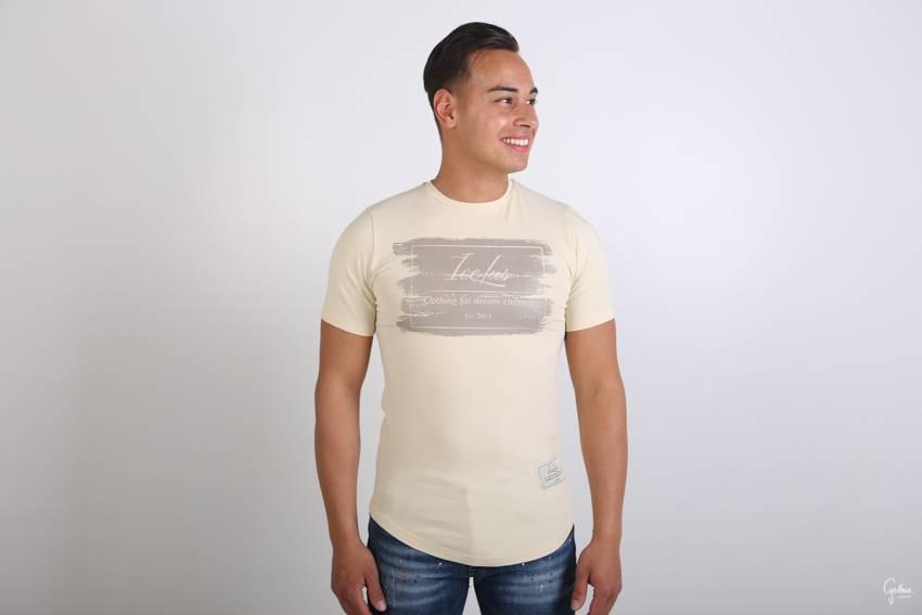 Icelus Clothing Stripe Series Vanilla