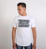 Icelus Clothing Stripe Series White