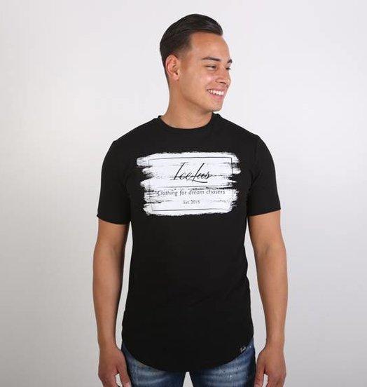 Icelus Clothing Stripe Series Black