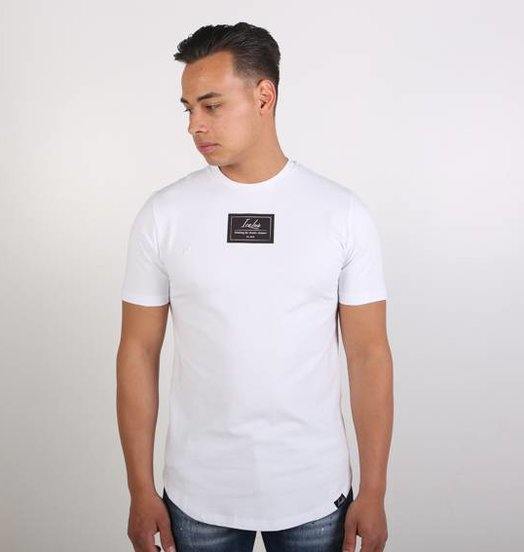 Icelus Clothing Logo Series White