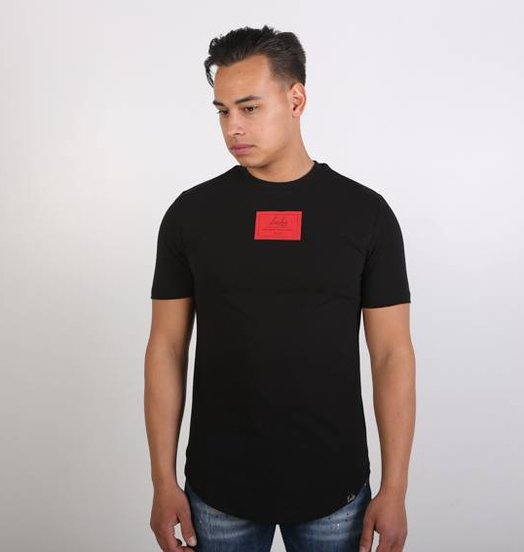 Icelus Clothing Logo Series Black