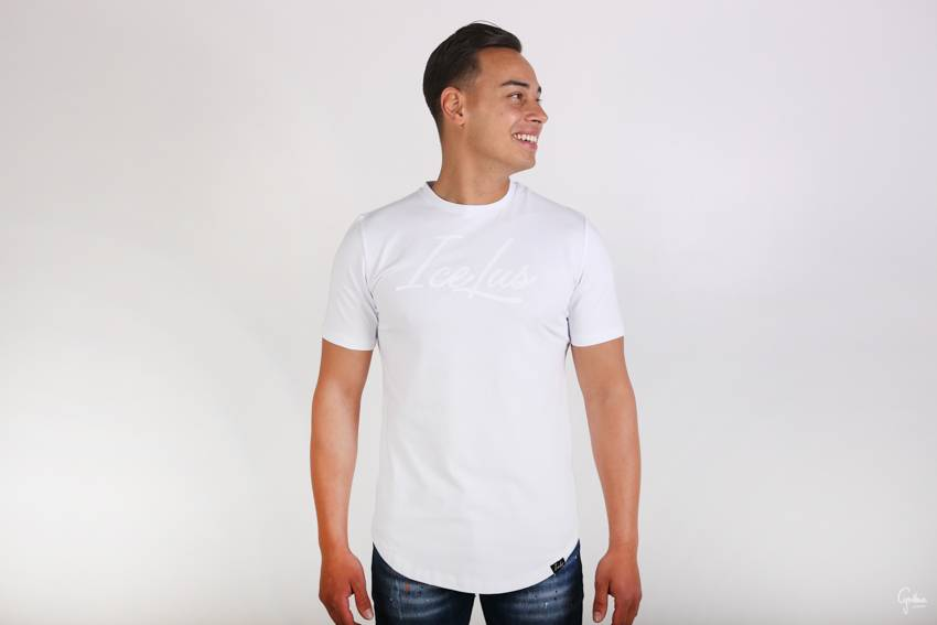Icelus Clothing Icelus Series White on White