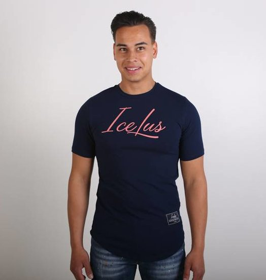 Icelus Clothing Icelus Series Blue & Red