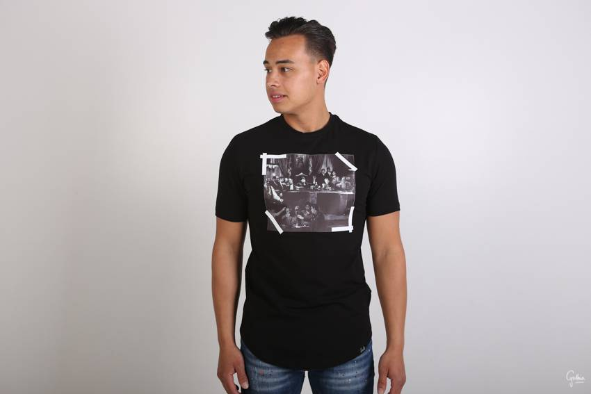 Icelus Clothing Gangster Series Black