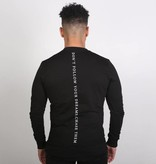Icelus Clothing Vertical Longsleeve Black
