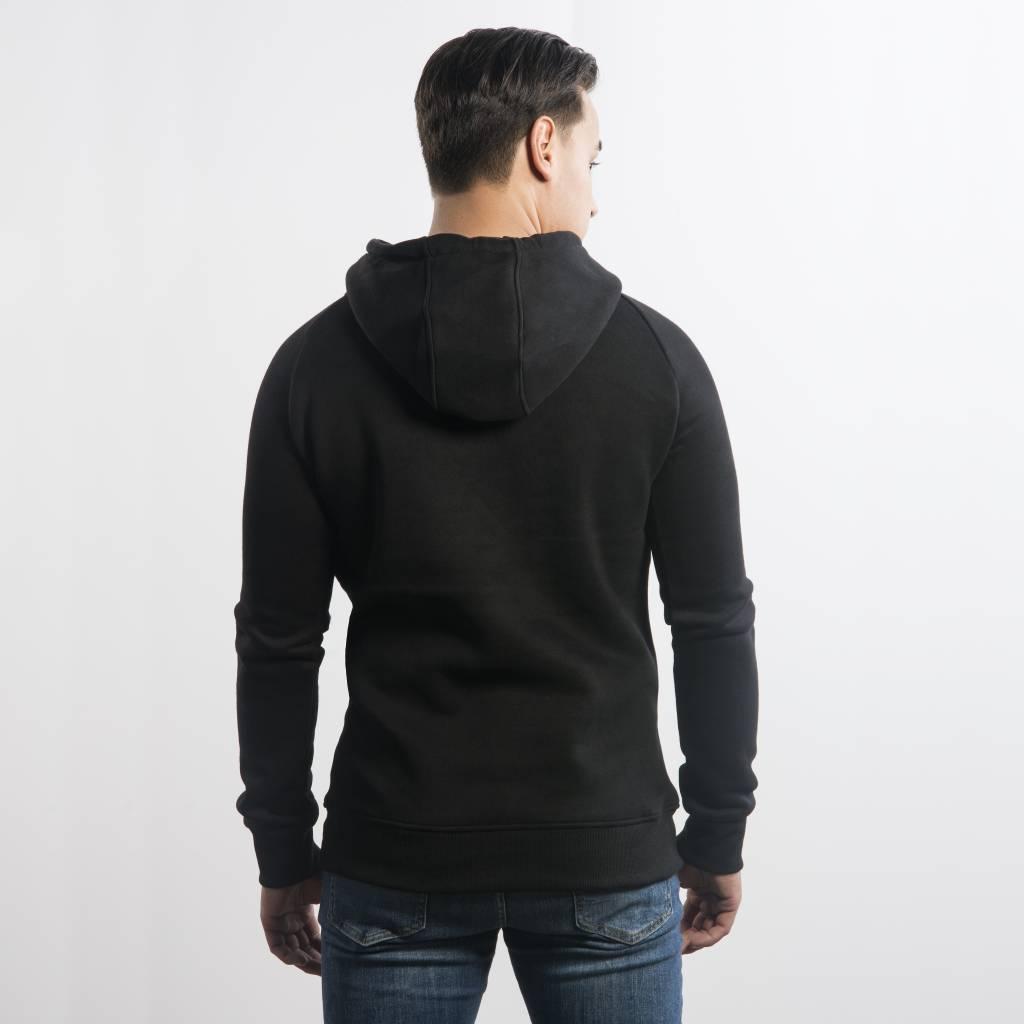 Icelus Clothing Hoodie Black