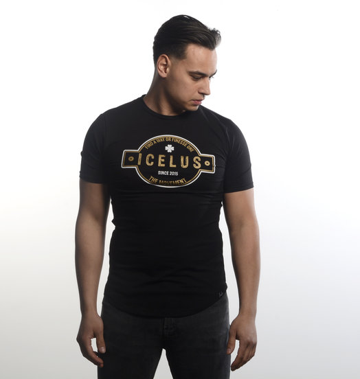 Icelus Clothing The Movement Black