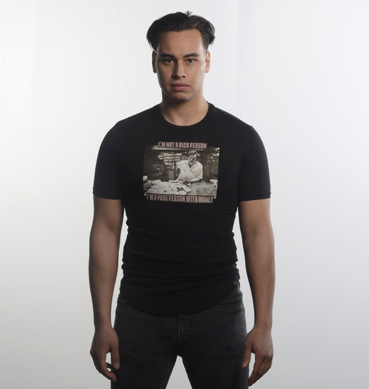 Icelus Clothing Gangster Serie Black