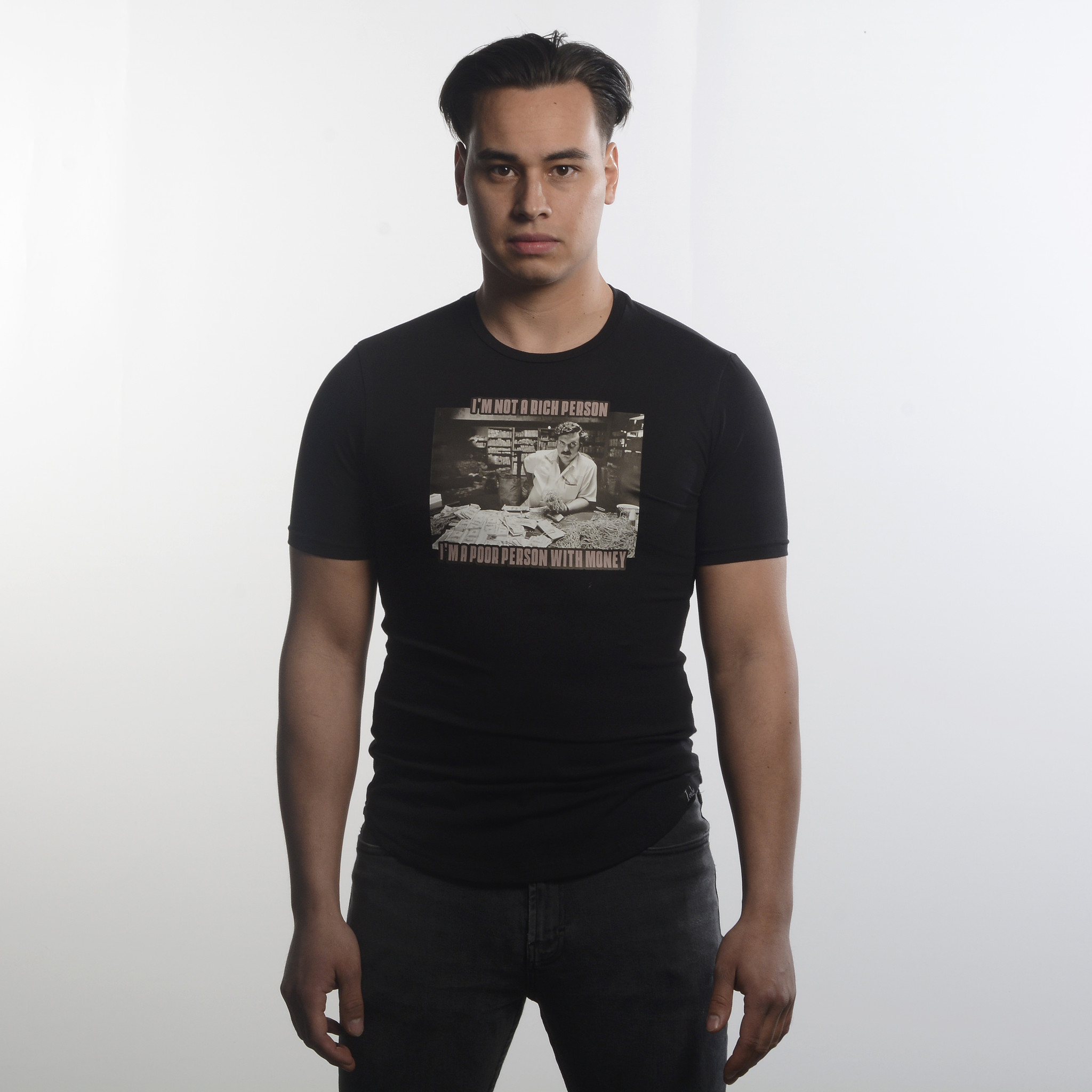 Icelus Clothing Gangster Series White