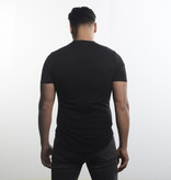 Icelus Clothing Cross Tee Black