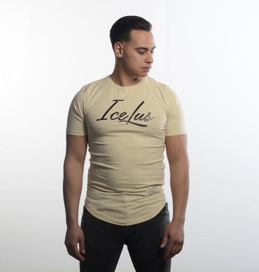 Icelus Clothing Icelus Series Black on Vanilla