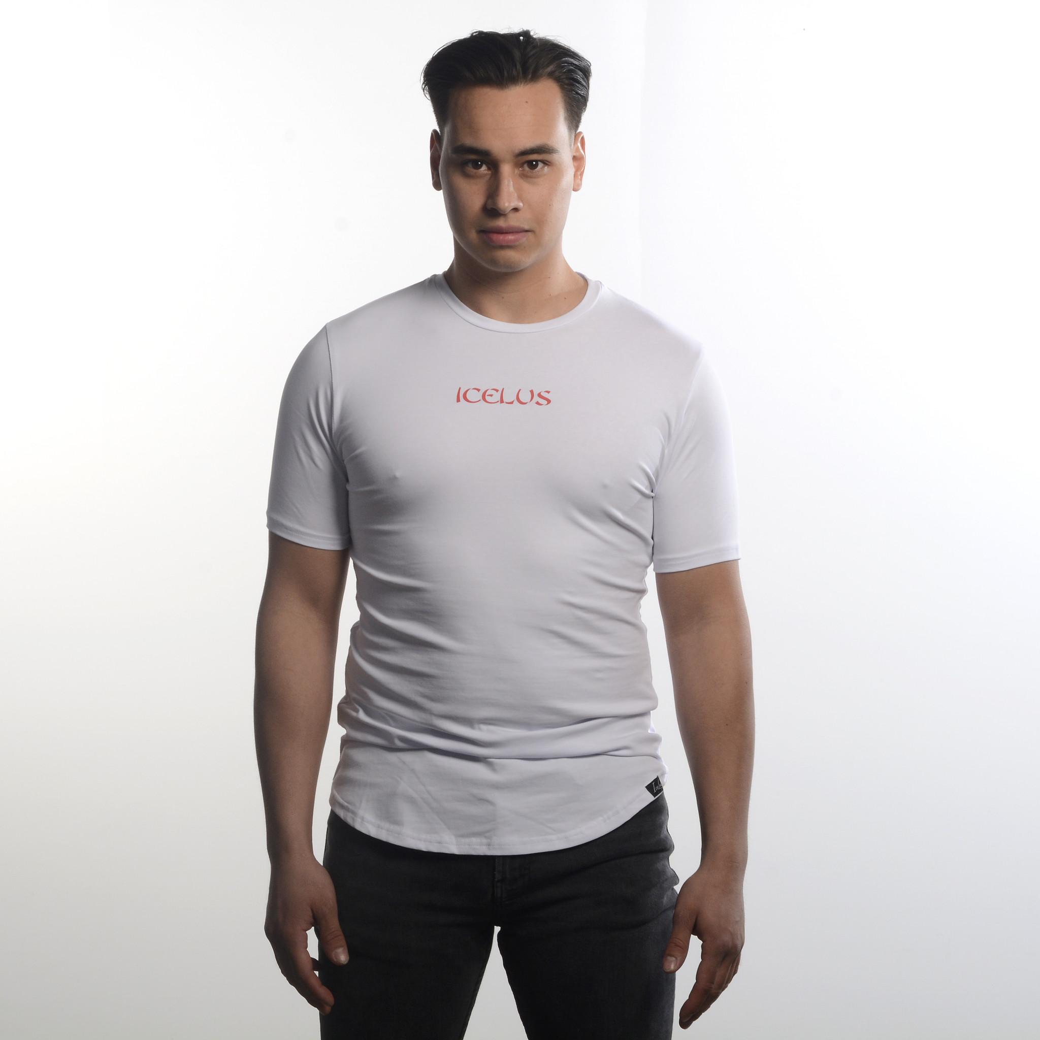 Icelus Clothing Unparalleled Series White
