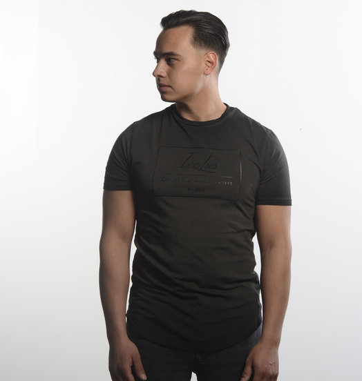 Icelus Clothing Vertical Washed Black