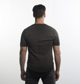 Icelus Clothing Vertical Series Washed Black