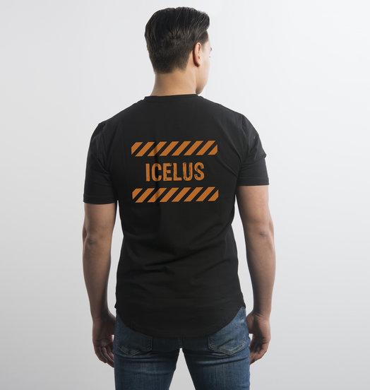 Icelus Clothing Icelus Series Orange Black