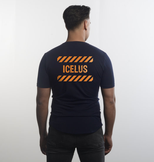 Icelus Clothing Icelus Series Orange Blue