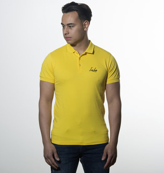 Icelus Clothing Icelus Polo T-shirt Yellow