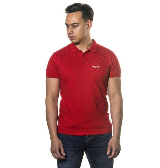 Icelus Clothing Icelus Polo T-shirt Red