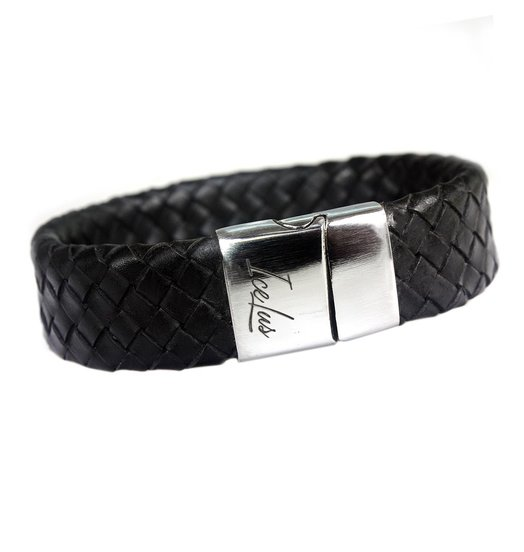 Icelus Clothing Leather Bracelet (1)