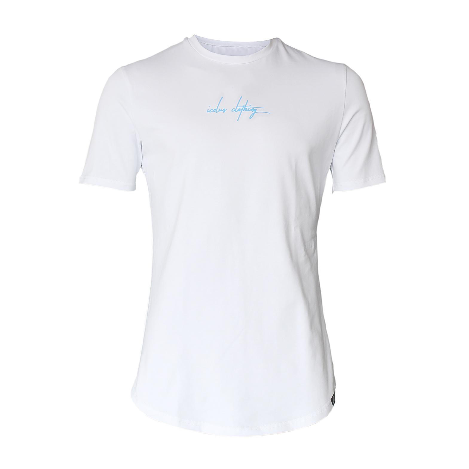 Icelus Clothing Maison Series Blue White