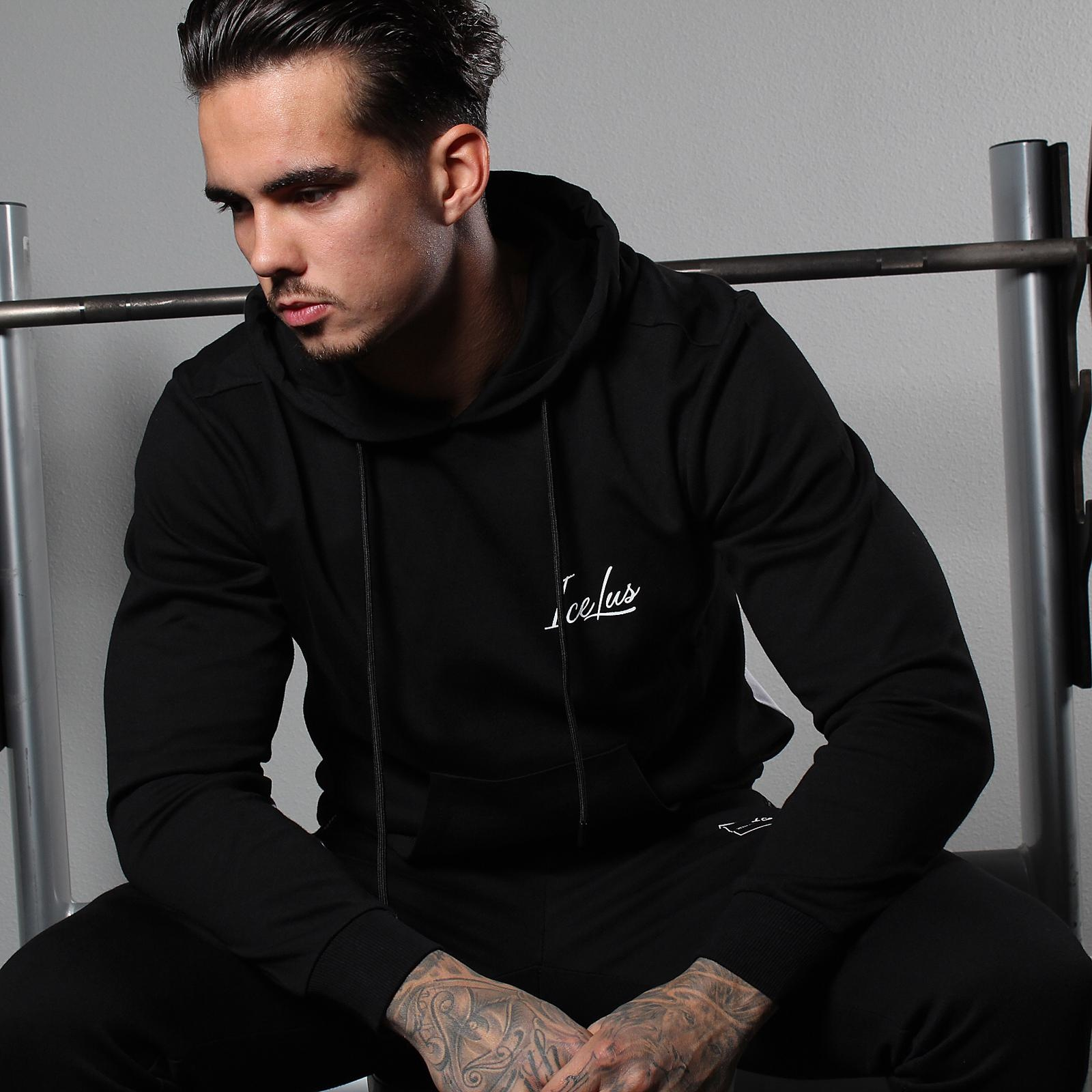 Icelus Clothing Icelus Tracksuit Black