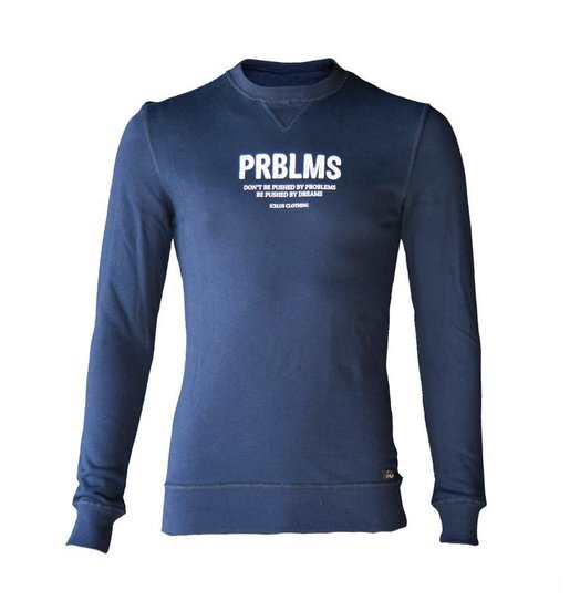 Icelus Clothing Prblms Sweater Blue