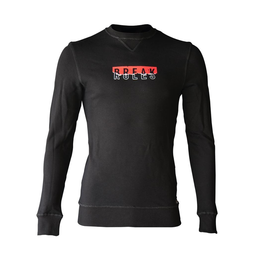 Icelus Clothing Break Rules Sweater Black