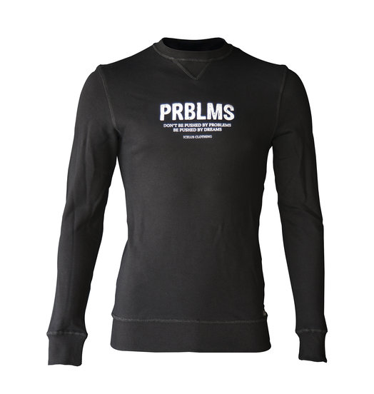 Icelus Clothing Prblms Sweater Black