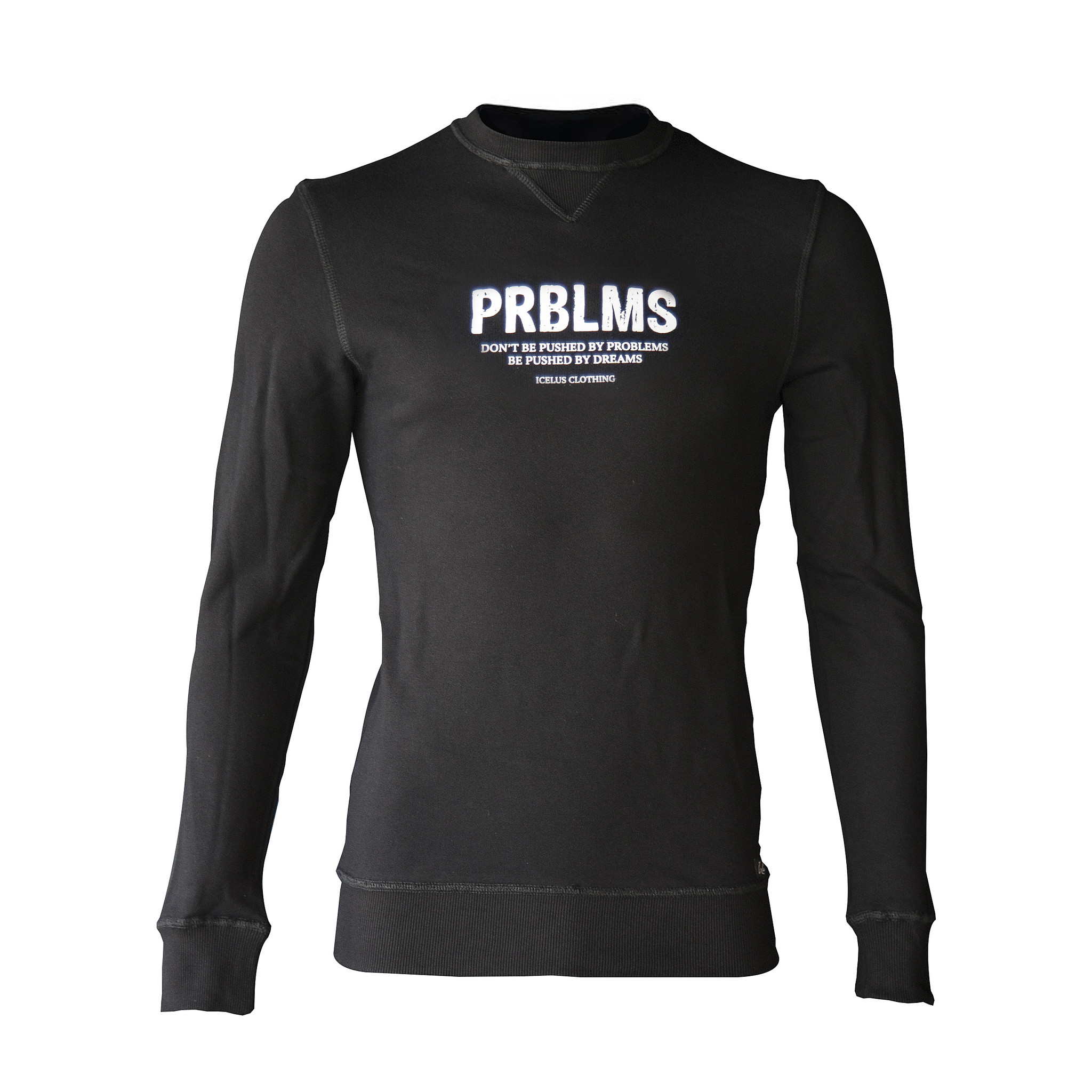 Icelus Clothing Prblms Sweater Black