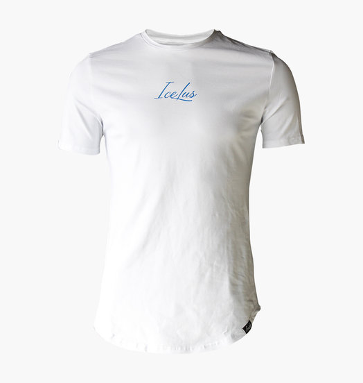Icelus Clothing Icelus Blue on White